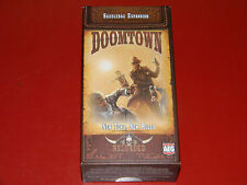 Doomtown: New Town, New Rules Saddlebag Expansion - AEG - Brand New & Unopened