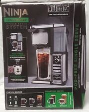 Ninja Coffee Bar Pod Free Single Serve Auto IQ 1400W Cafe Brew System CF110 30