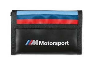 Original BMW Geldbörse M Motorsport Geldbeutel Wallet Portemonnaie 80212461148