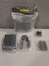 Nikon D7500 20.9MP Digital SLR Camera - Black