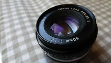 Nikon  lens   Series E    Vintage   50mm  lens     1:1.8