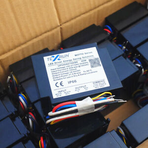 MOONS LED Driver Constant Current Power AC100V-277V to DC18V-54V IP66 Waterproof