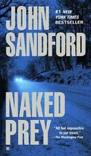 NAKED PREY  by  JOHN SANDFORD  (Paperback, 2004)  GOOD/FAIR CONDITION