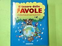 Il tesoro delle favole. Libro per bambini, DE AGOSTINI
