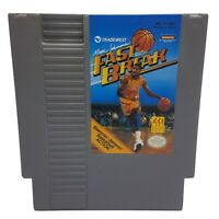 Magic Johnson's Fast Break (Nintendo Entertainment System) NES Clean & Tested