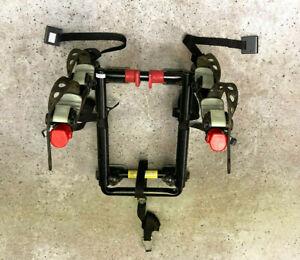 Allen bike rack, holds 2 bikes on your trunk or hatchback.