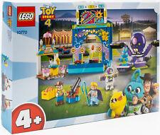 Lego 10770 - Toy Story 4 - Buzz & Woodys Jahrmarktspaß / Kirmes NEU / OVP
