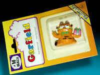 Garfield BULLY Comicland 1978 Blister Pack Boxed / Motif Present > Hand Painted