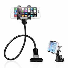 Lazy Pod Samsung iPhone Cell Phone Holder + Car Phone Mount, Universal Holder
