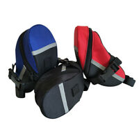 Bicycle Bike Waterproof Storage Saddle Bag Seat Cycling Tail Rear Pouch