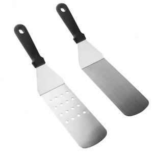 14PCS Griddle Barbecue Tools Flat Teppanyaki Camp Chef Outdoor BBQ Cooking Set
