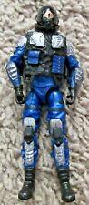 "G.I. Joe Blue Horseman Figure 3.75"" Gi Cobra 25Th 30Th Anniversary Desert Duel"