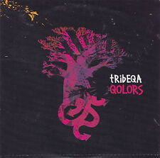 CD CARTONNE CARDSLEEVE COLLECTOR 11T TRIBEQA QOLORS 2010 NEUF SCELLE