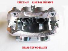 "Front Brake Caliper L/H For Navara D40 Pick up 2.5DCi/TD 17"" Wheel New 05/2005+"