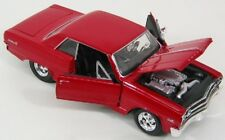 Maisto 1/24 Diecast Chevy Malibu SS Special Edition Red 31258