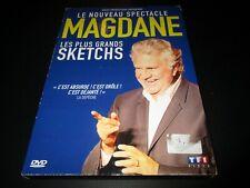 """DVD """"ROLAND MAGDANE : SES PLUS GRANDS SKETCHES"""" le nouveau spectacle"""