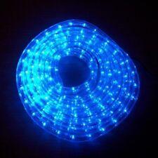 Luce LED tubo luminoso tubo flessibile Superflex 6m BLU 13mm 556-09 Esterno XMAS