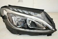 MERCEDES C CLASS W205 LED HEADLIGHT RIGHT 2014 TO 2018