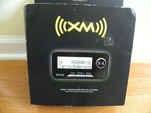 Audiovox XM Xpress EZ XMCK-5P Plug&Play Radio w3 Line Display - NEW