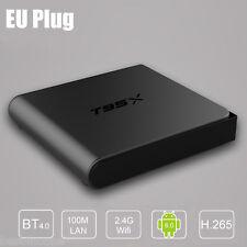 Sunvell T95X Amlogic S905X TV Box Quad Core 4K x 2K H.265 2.4G WiFi 2GB+8GB EU