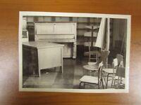 Vintage Glossy Press Photo Natick MA Lincoln School Vacant Classroom 1/19/84