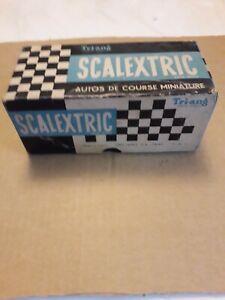 Boite D'origine Scalextric