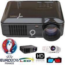 3500 LUMENS 3000:1 SUPPORT FULL HD1080P/720P 3D LED PROJECTOR 2xHDMI/2xUSB/VGA