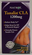 Tonalin CLA, Natrol, 60 gelcap 1 pack