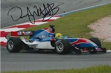 Danny WATT mano firmato 9x6 FOTO Gran Bretagna a1gp 3.