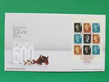 2016 Royal Mail 500 Royal Mail First Day Cover Tallents House SNo44611