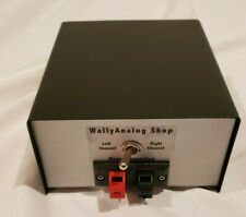 WallyAnalog Shop Interface Box (Azimuth, cable/equipment burn-in)