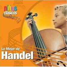 Various Artists, Ninos Clasicos - Mejor de Handel [New CD]