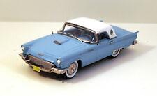 CONQUEST 1957 T-BIRD CONV. CLOSED BLUE CON 16