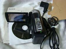 SONY DCR-SX85 Digital Video Camera Recorder  16GB   #G13