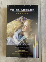Prismacolor 36 Premier Verithin Colored Pencils Assorted Colors Sealed Brand New