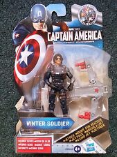 Marvel Captain America The First Avenger Winter Soldier Jet Pack Comic Series