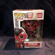 Funko POP - Transformers, Stinger #135