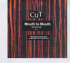 (HD126) Cut, Mouth To Mouth - 2016 DJ CD