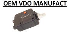 Trunk Lock Vacuum Actuator-VDO Trunk Lock Vacuum Actuator