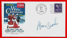 White Christmas Movie Bing Crosby Featured on Collector's Envelope *1374
