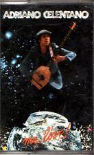 CELENTANO ADRIANO ME LIVE! MUSICASSETTA 1979 ITALY RARA