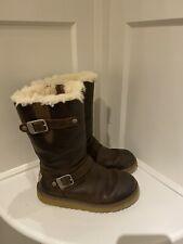 100% Authentic Kensington UGG Toast Boots UK Size 1