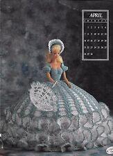 Annie's Crochet Pattern *Miss April 1991*   #173