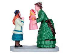 Lemax New Doll For Christmas (403), Weihnachtsdorf, Weihnachtsfiguren, Modellbau