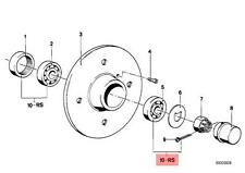 Genuine BMW 02 E12 E21 E24 E3 E9 NK Wheel Bearing Repair Kit OEM 31211107456