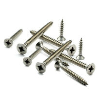 Self Tapping Screws Pozi Counter Sunk A2 Stainless Steel Tappers 8 Gauge Screw 3