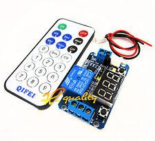 Telecomando a Infrarossi relè ritardato TIMER 5v-Tubo a LED Display Modulo F Arduino