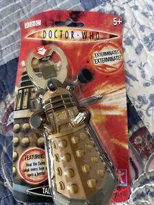 DALEK TALKING BOTTLE OPENER 2000s Exterminate Doctor Who Character SciFi TV