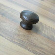 Möbelgriff Holz 35 mm Möbelknopf Eiche  Möbelgriffe