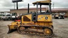 2006 John Deere 450J JD 450 Long Track 6 way dozer crawler good under carrige